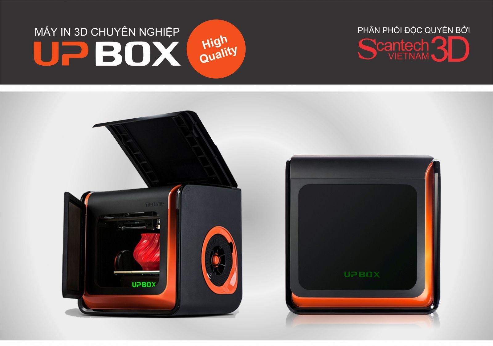 Máy in 3D chuyên nghiệp - UP BOX