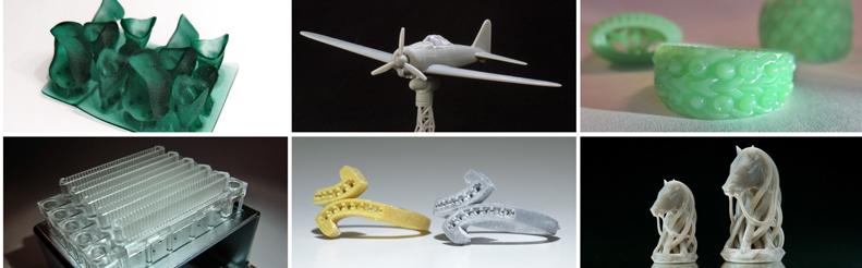 Máy in 3D cho ngành trang sức, nha khoa, kim hoàn