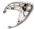 Thales Metal Bracket LaserForm Titanium Gr. 5